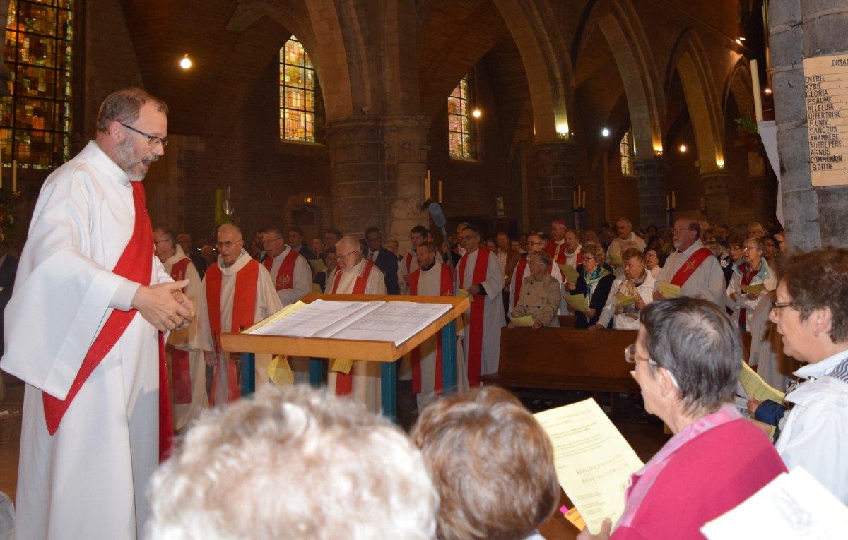 Clôture de la Neuvaine et synode provincial