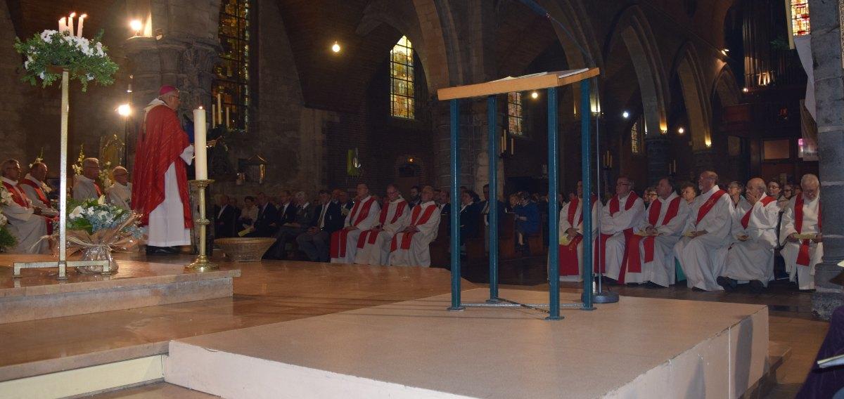 Clôture de la Neuvaine et synode provincial 4