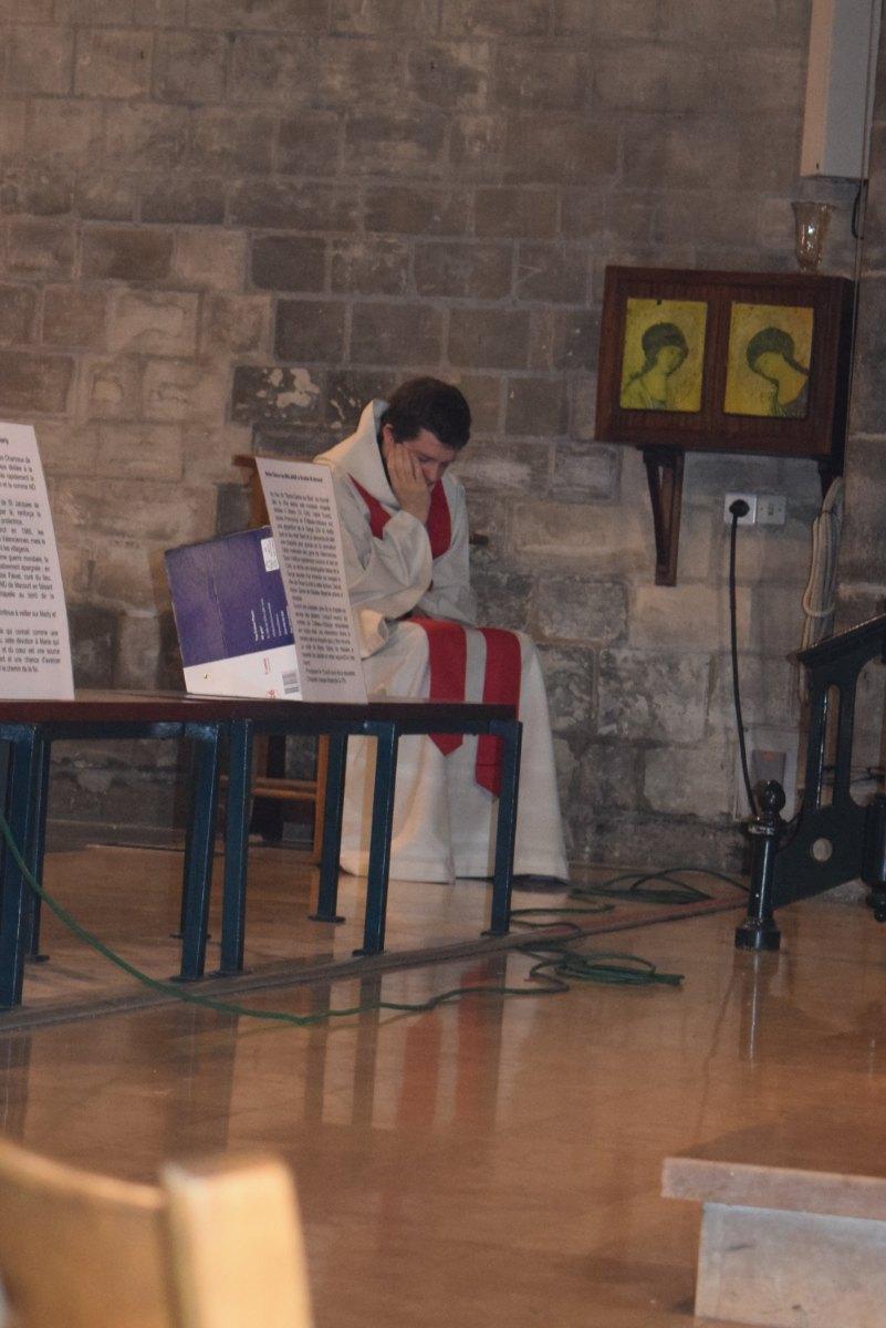 Clôture de la Neuvaine et synode provincial 5