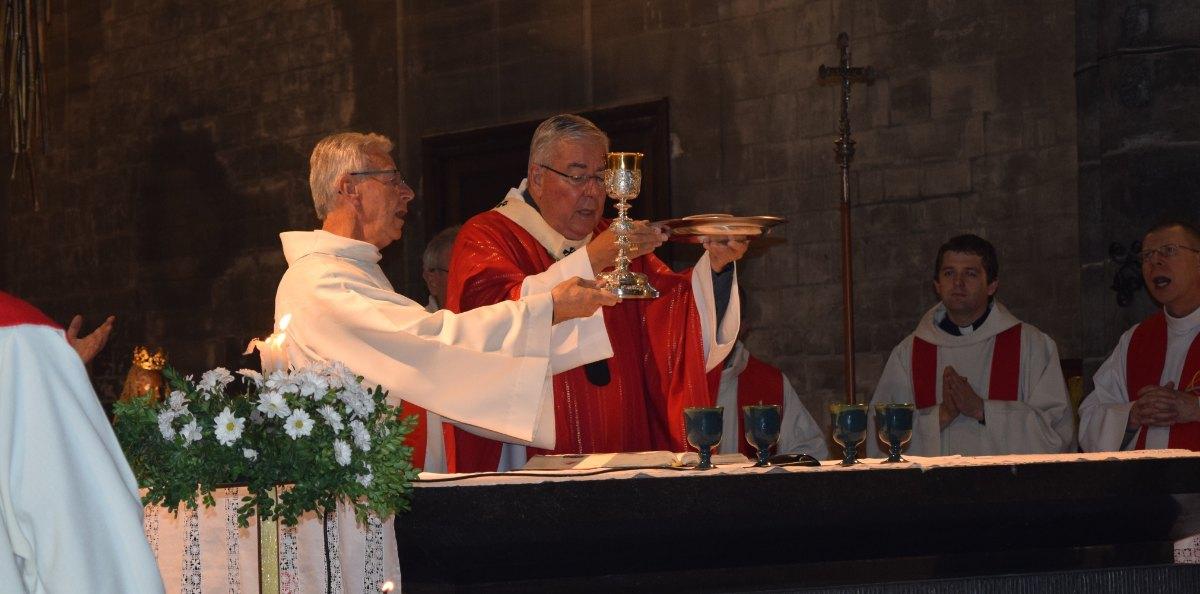 Clôture de la Neuvaine et synode provincial 6