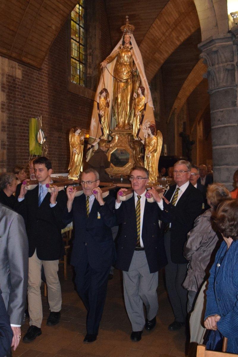 Clôture de la Neuvaine et synode provincial 8
