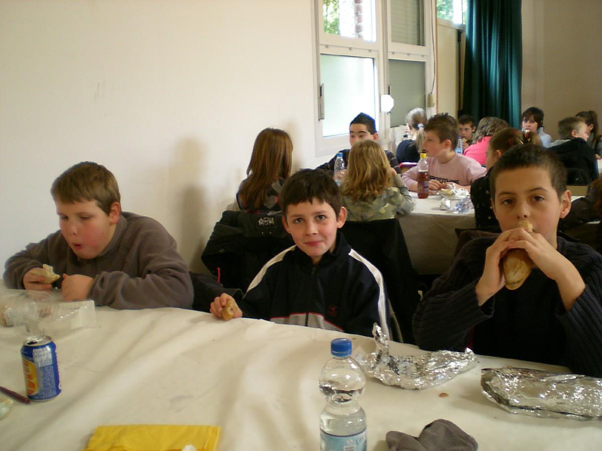 Benjamin, Robin et Arnaud
