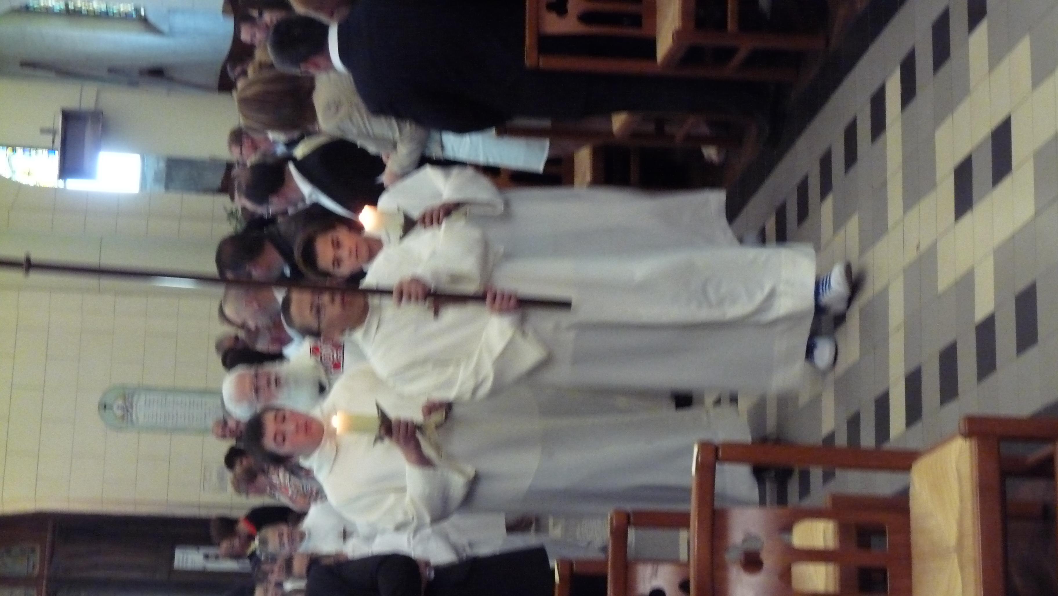 communion solennelle villers guislain 2 juin 2013