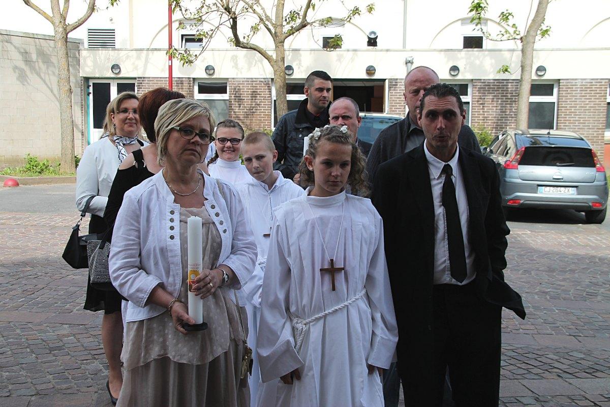 Communions Guesnain