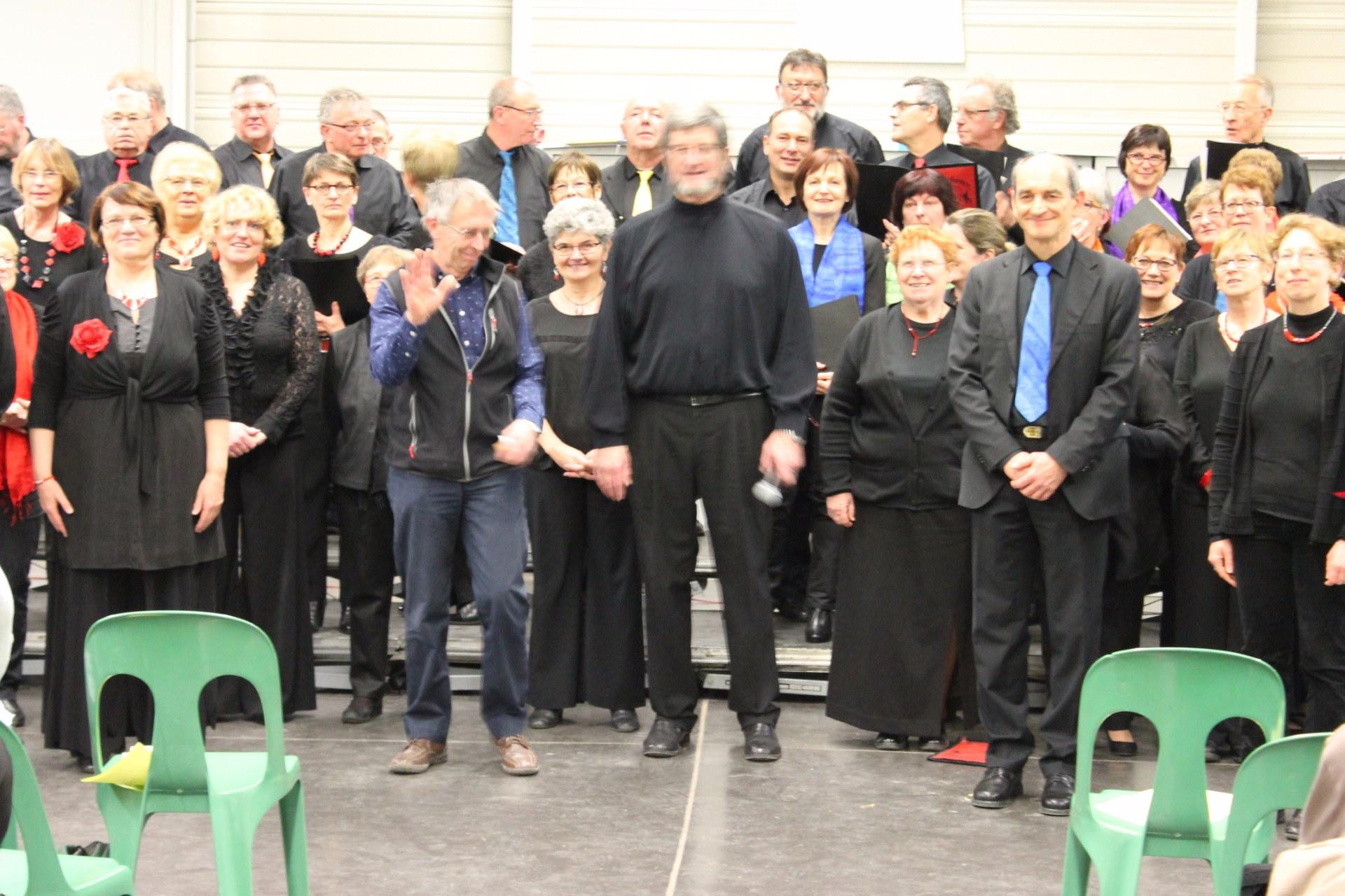 Concert Amandichoeur le 29 janvier 2017