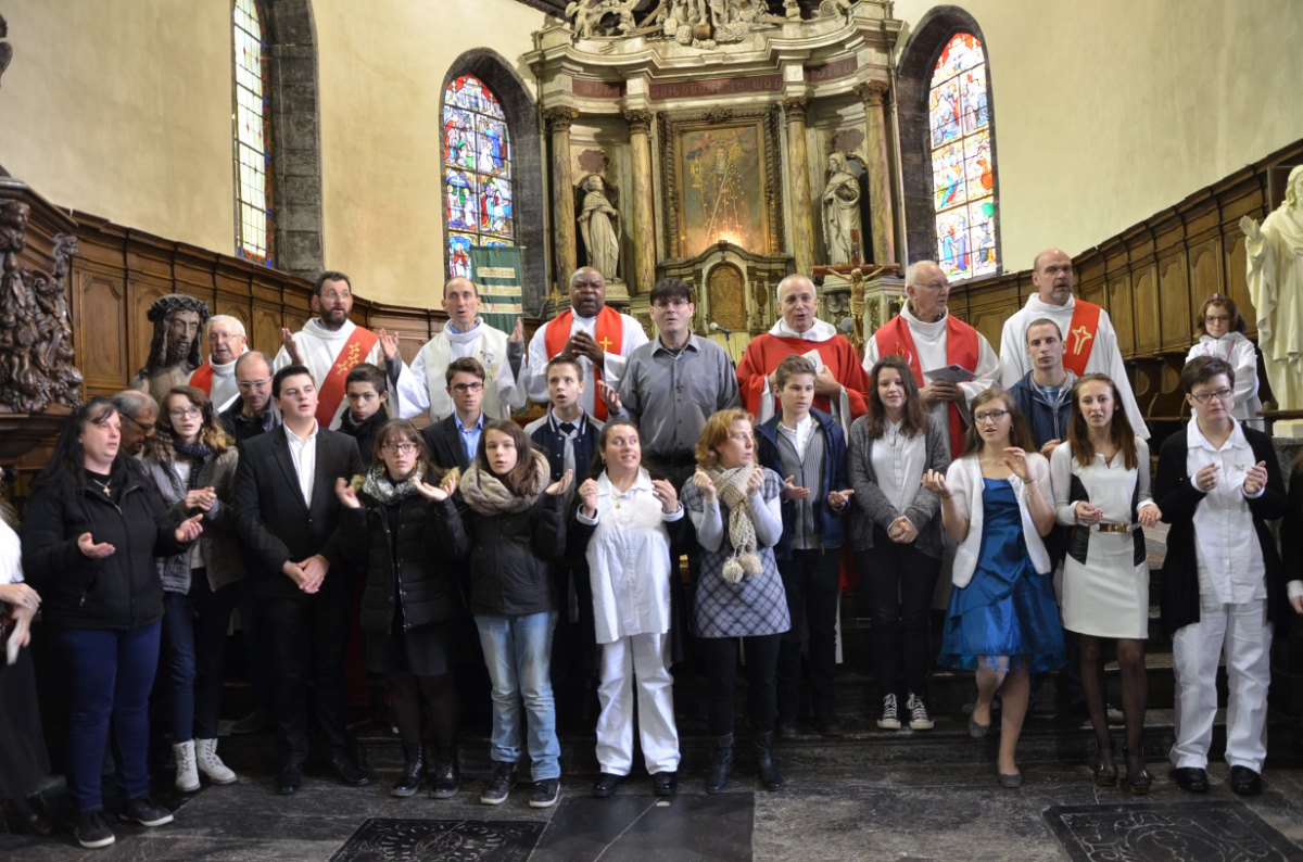 Confirmation Cousolre