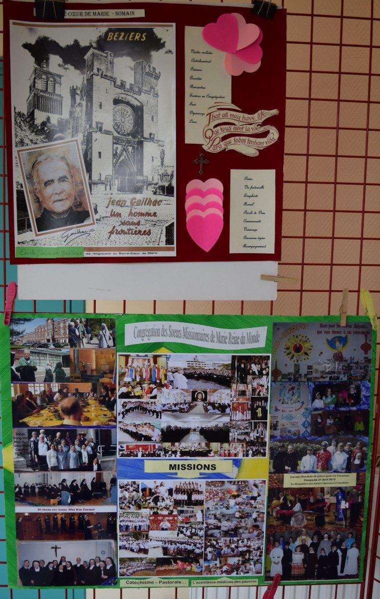 Congrégation des Sœurs Missionnaires de Marie Rein