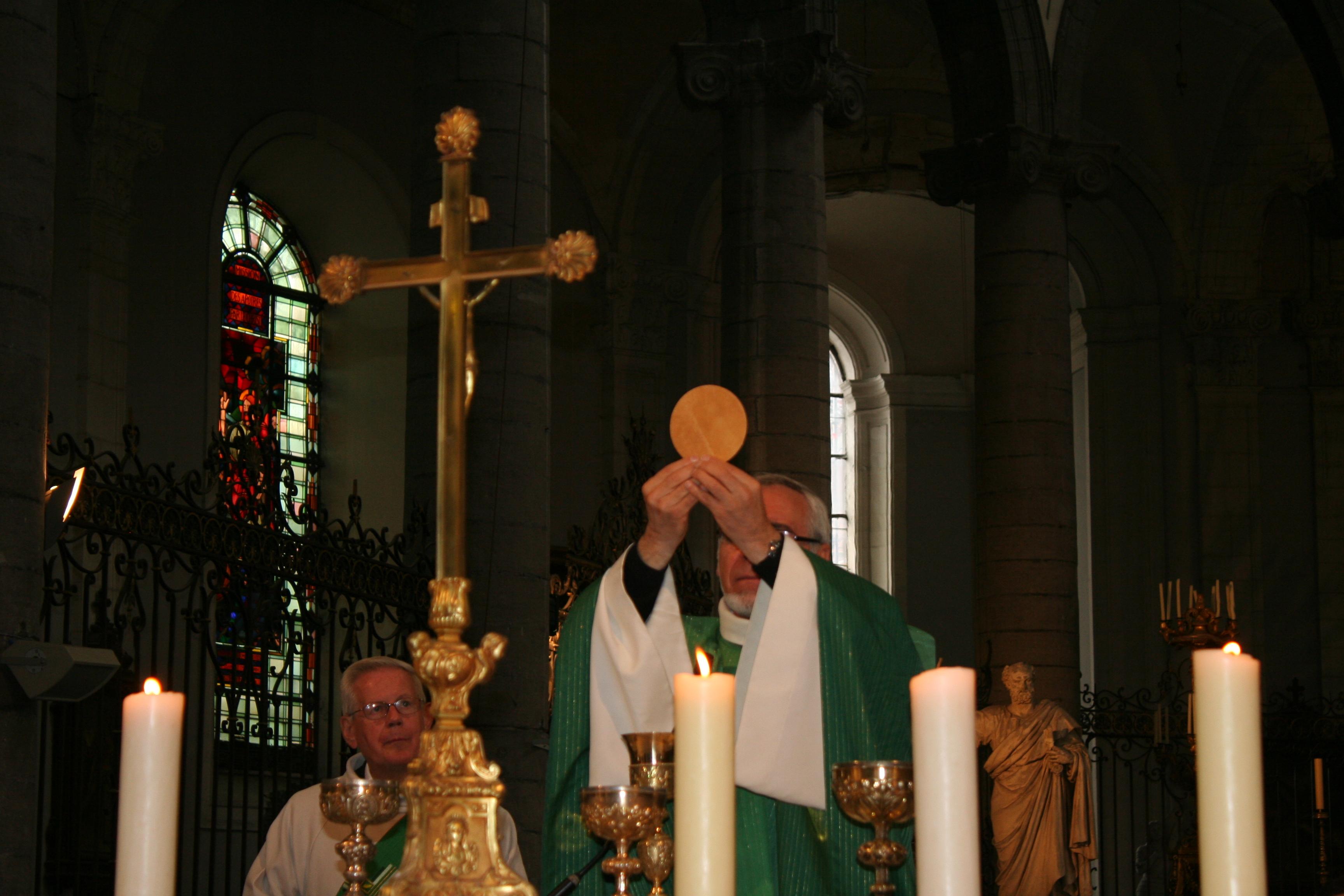 La consécration (1)