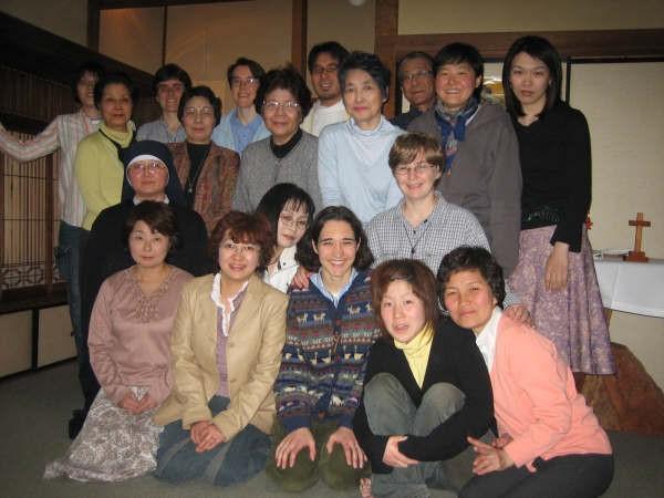 Communauté des Serviteurs à Tokyo