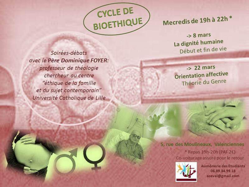 Cycle bioethique mars 2017