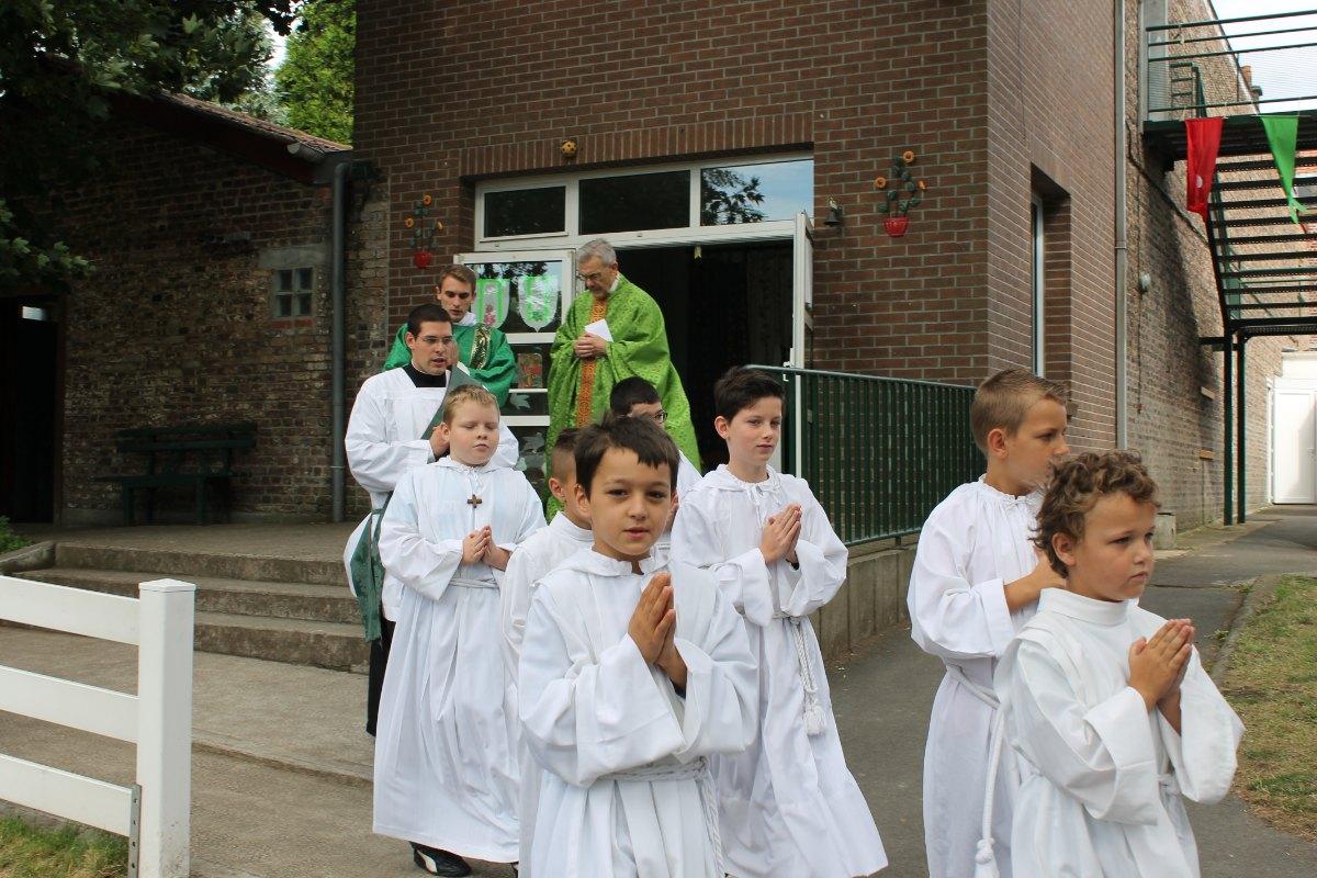 Debut Messe Patro