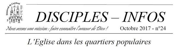 Disciples-infos 24