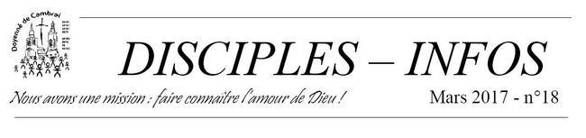 disciples infos
