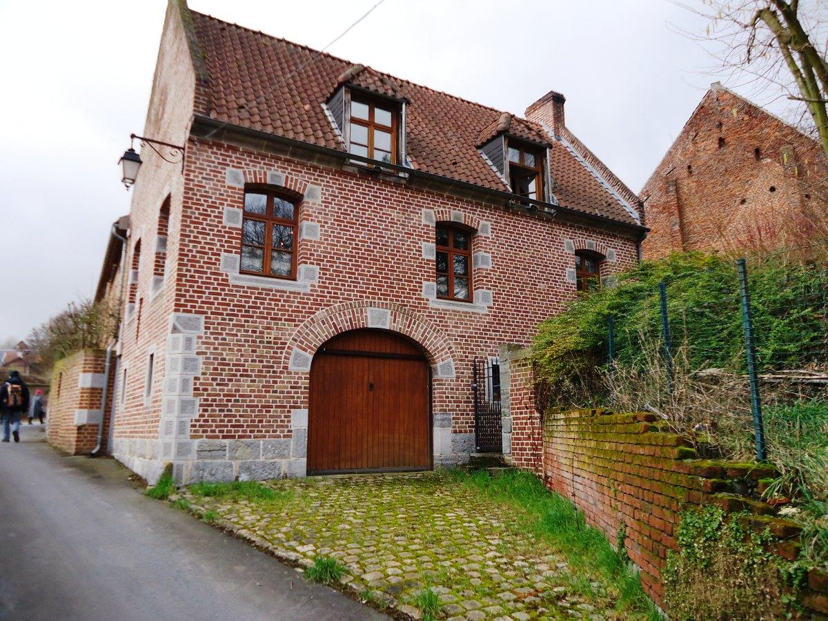 maison restaurée Sebourg