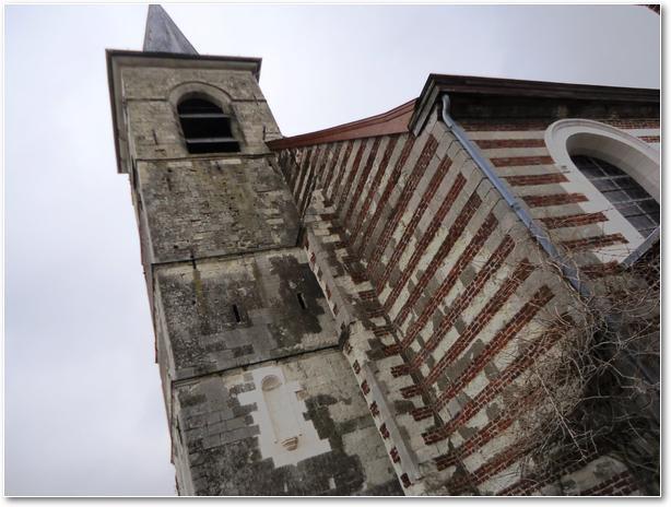 Eglise de Curgies
