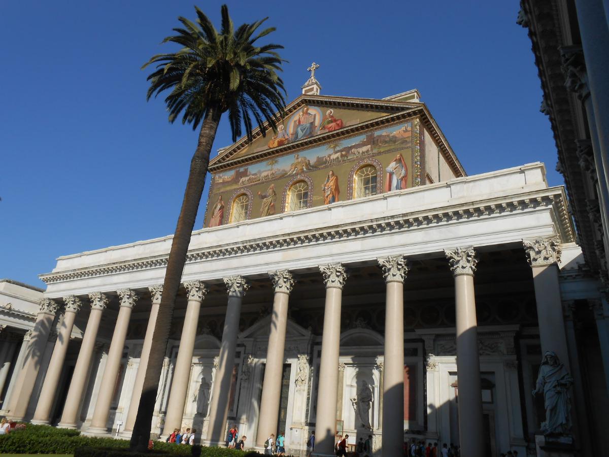 Basilique St Paul hors les murs