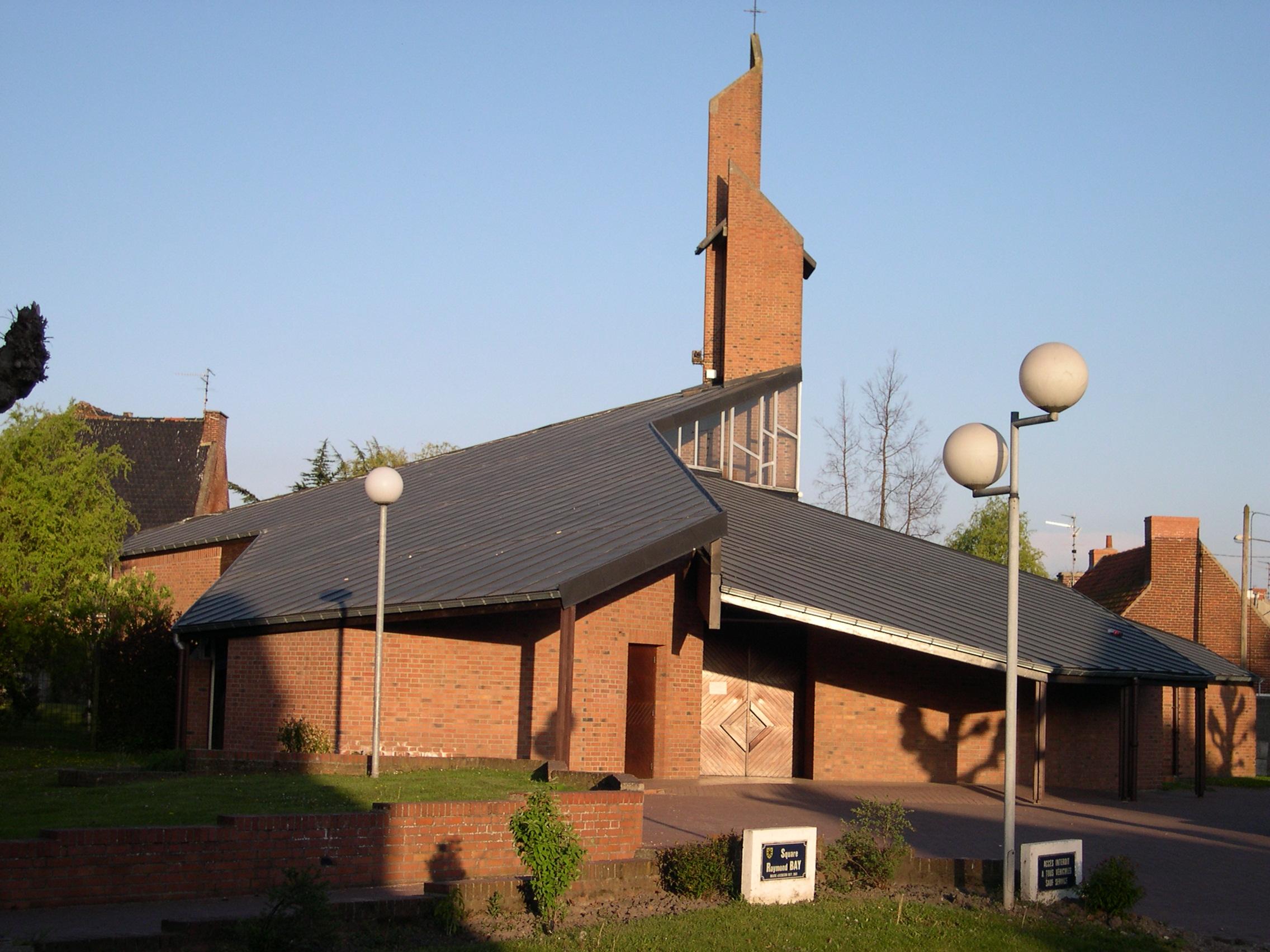 Eglise St Brice Abscon