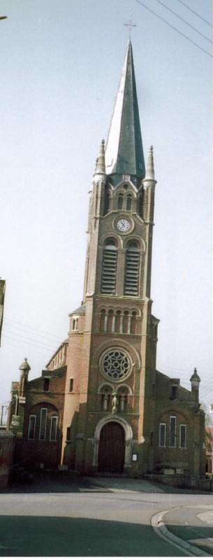 Eglise 1 Caullery