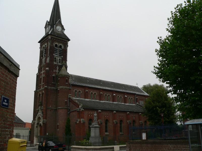 Eglise SS Come et Damiren