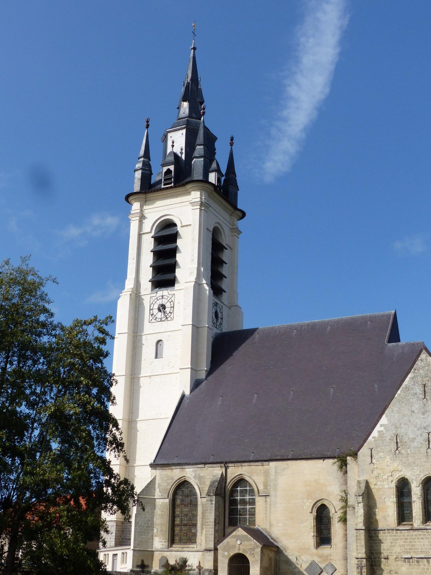 Eglise de Sebours