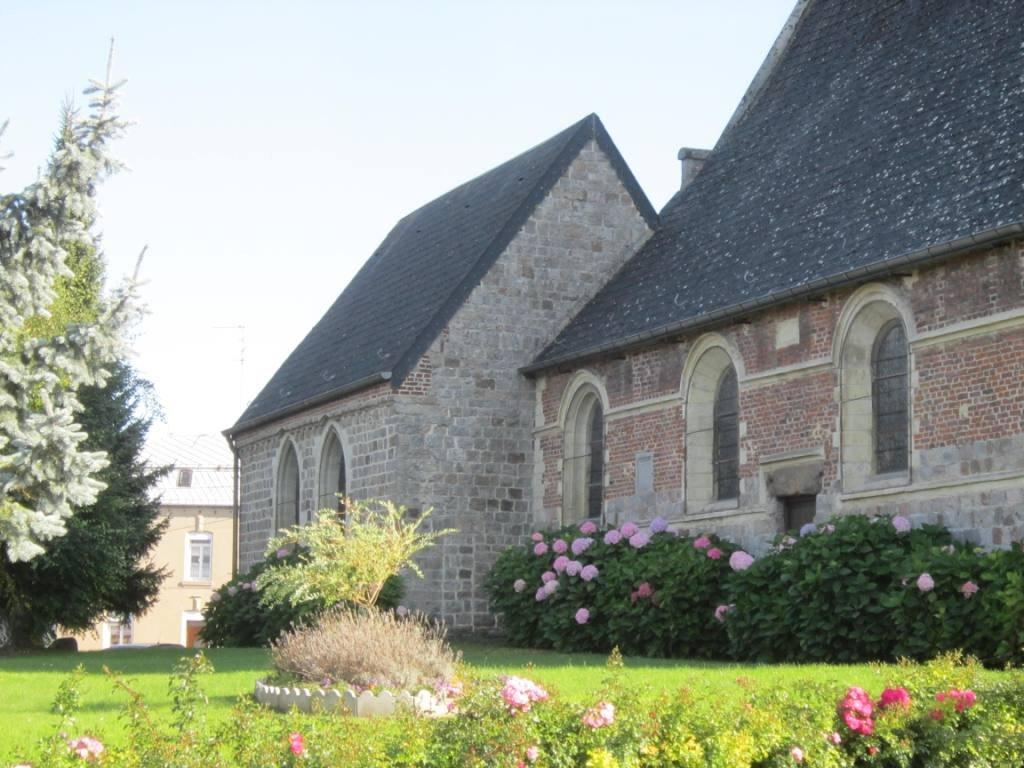 Eglise de Verchain Maugre