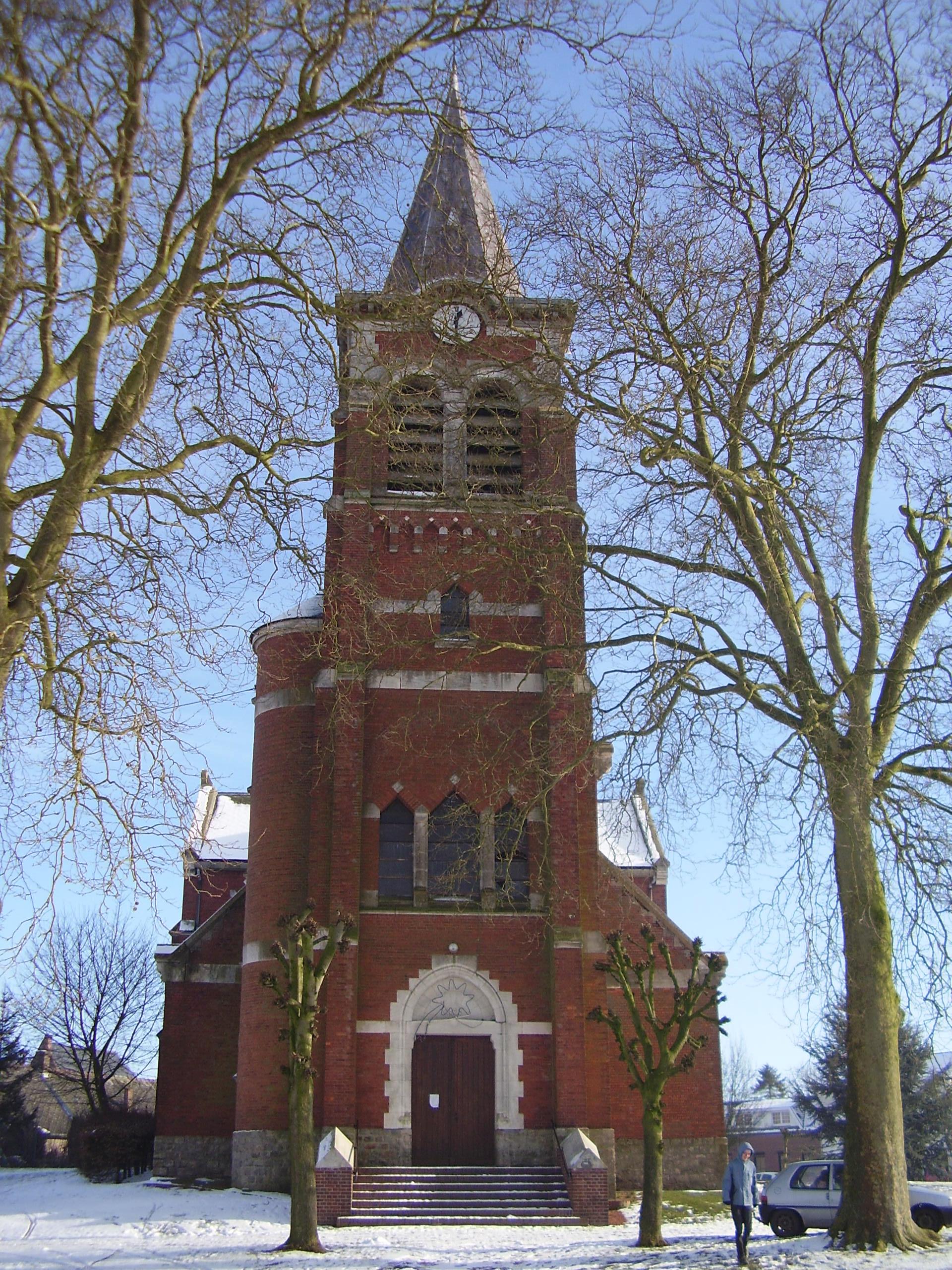église de Forest