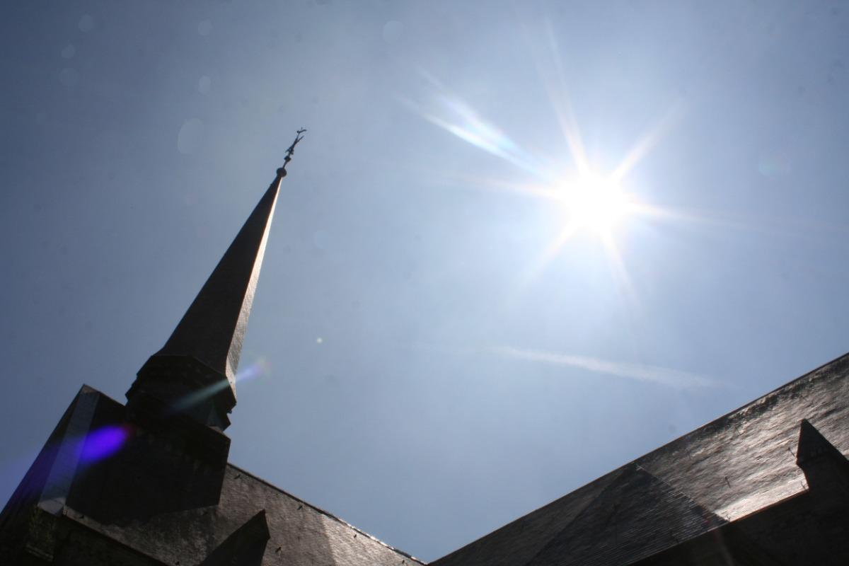 L'église Notre-Dame...