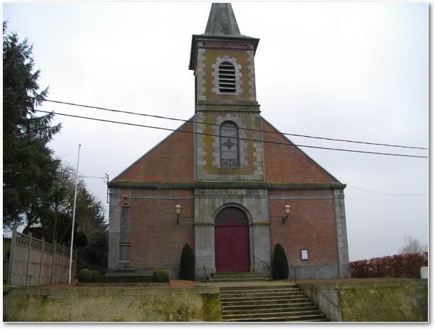 Eglise de Vieux Mesnil