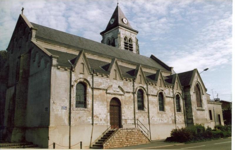 Eglise Villers Outréaux