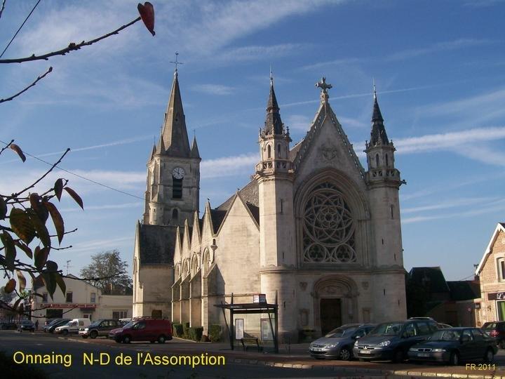 Eglise Notre-Dame de l'Assomption Onnaing