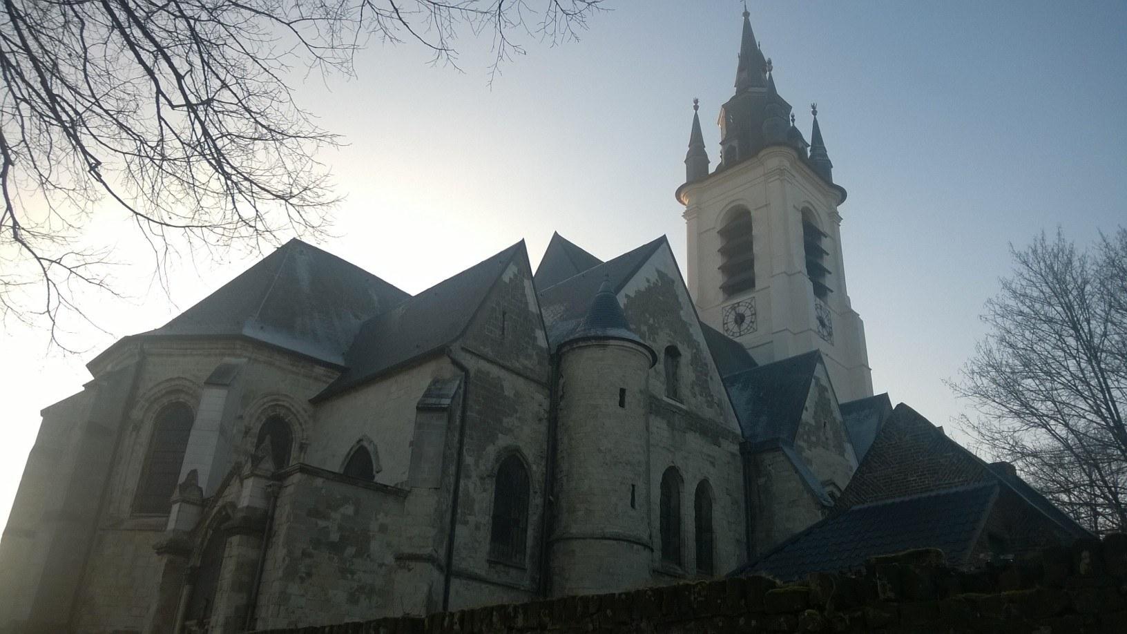 Église St Martin-St Druon Sebourg (2 place de l'église)