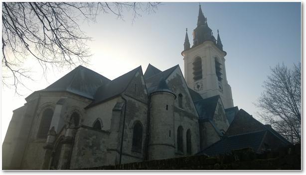 Église St Martin-St Druon Sebourg