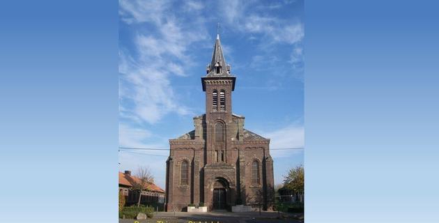 Eglise St Adolphe Thiers