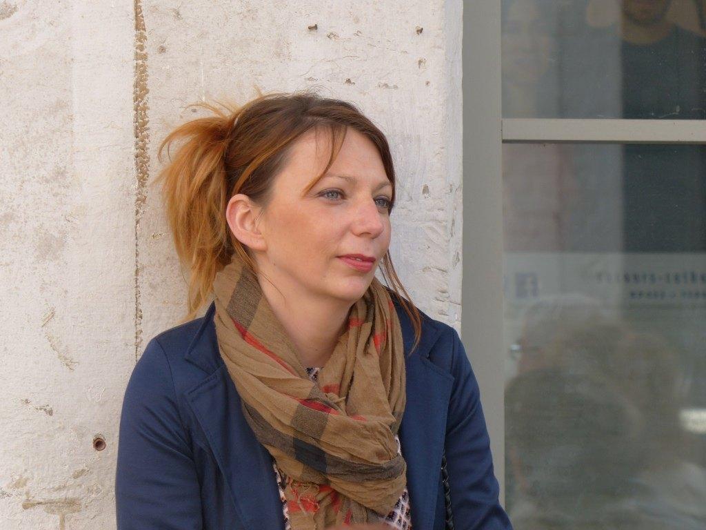 Emilie bénévole au Secours Catholique de Jeumont