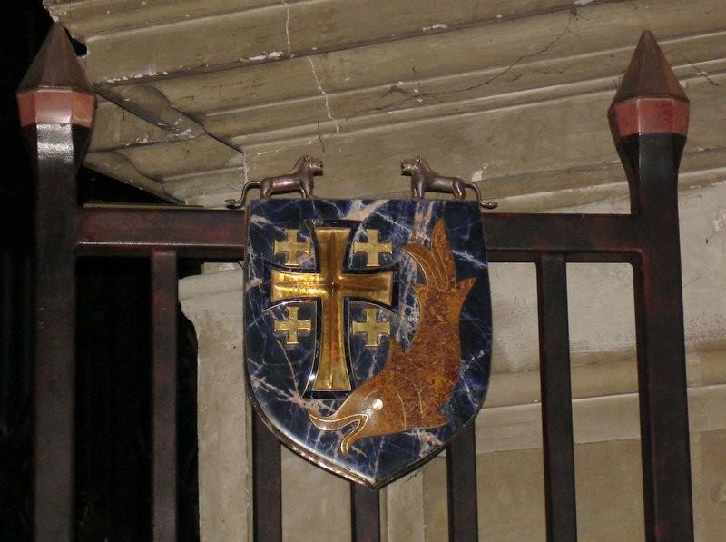 enblème épiscopal