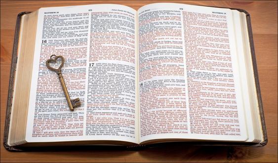 Entrer dans la Bible