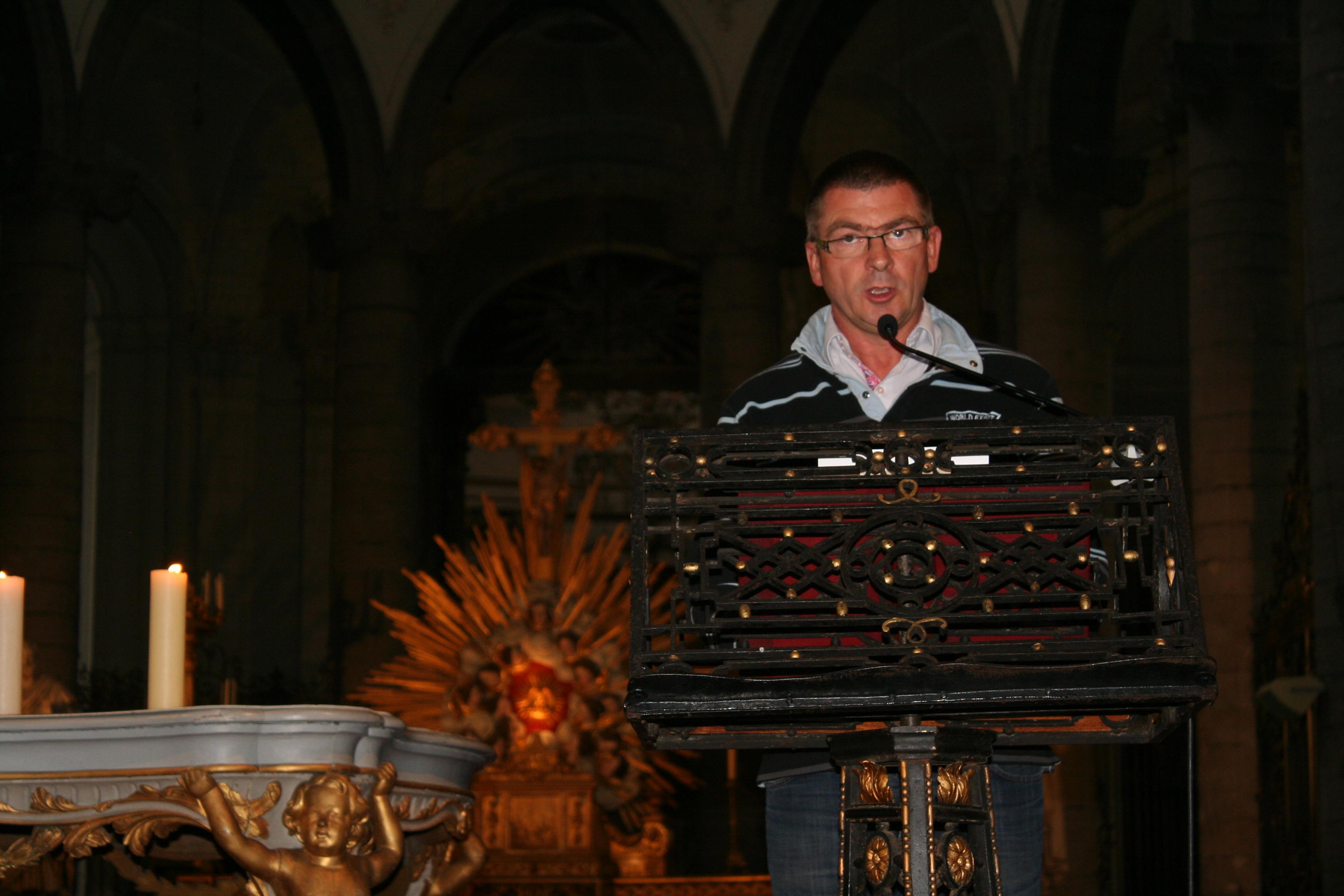 Eric Danneels psalmodie