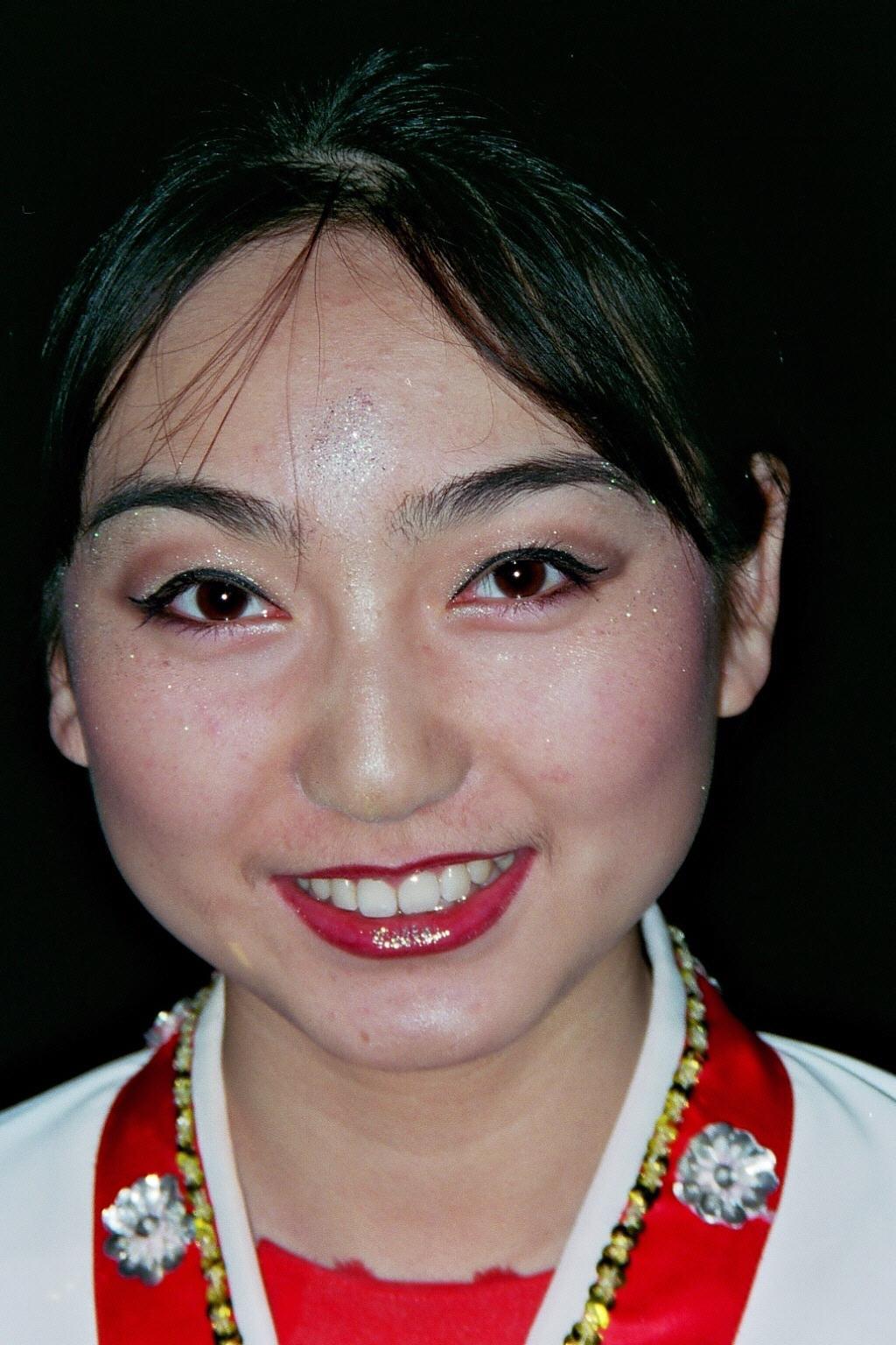 Etudiante chinoise à Valenciennes
