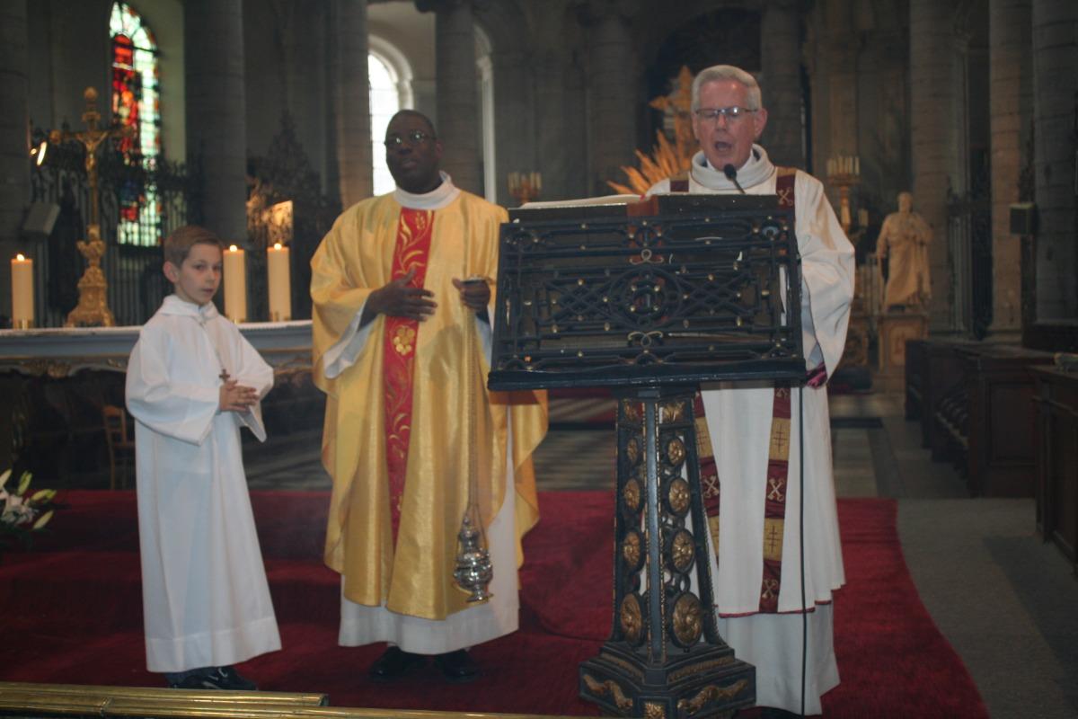 "Evangile selon Saint-Jean: ""Il vit et il crut"""
