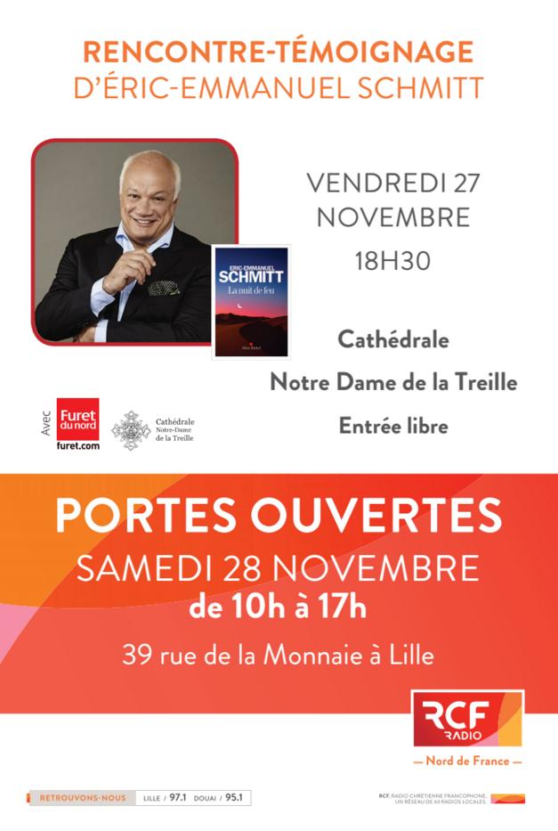 Evenement Radio Don RCF Nord de France