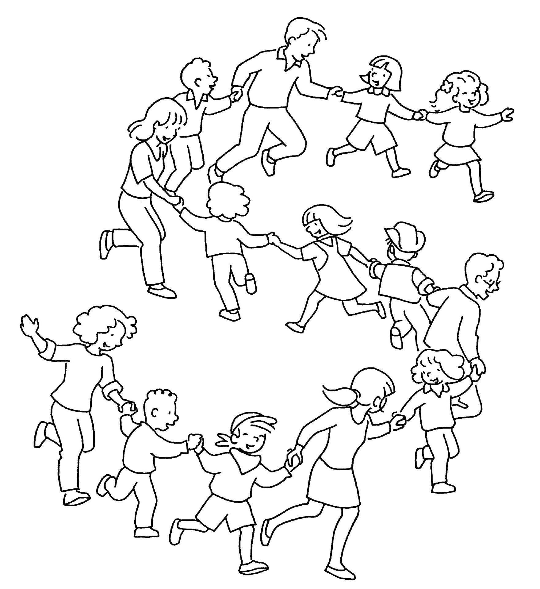 farandole enfants