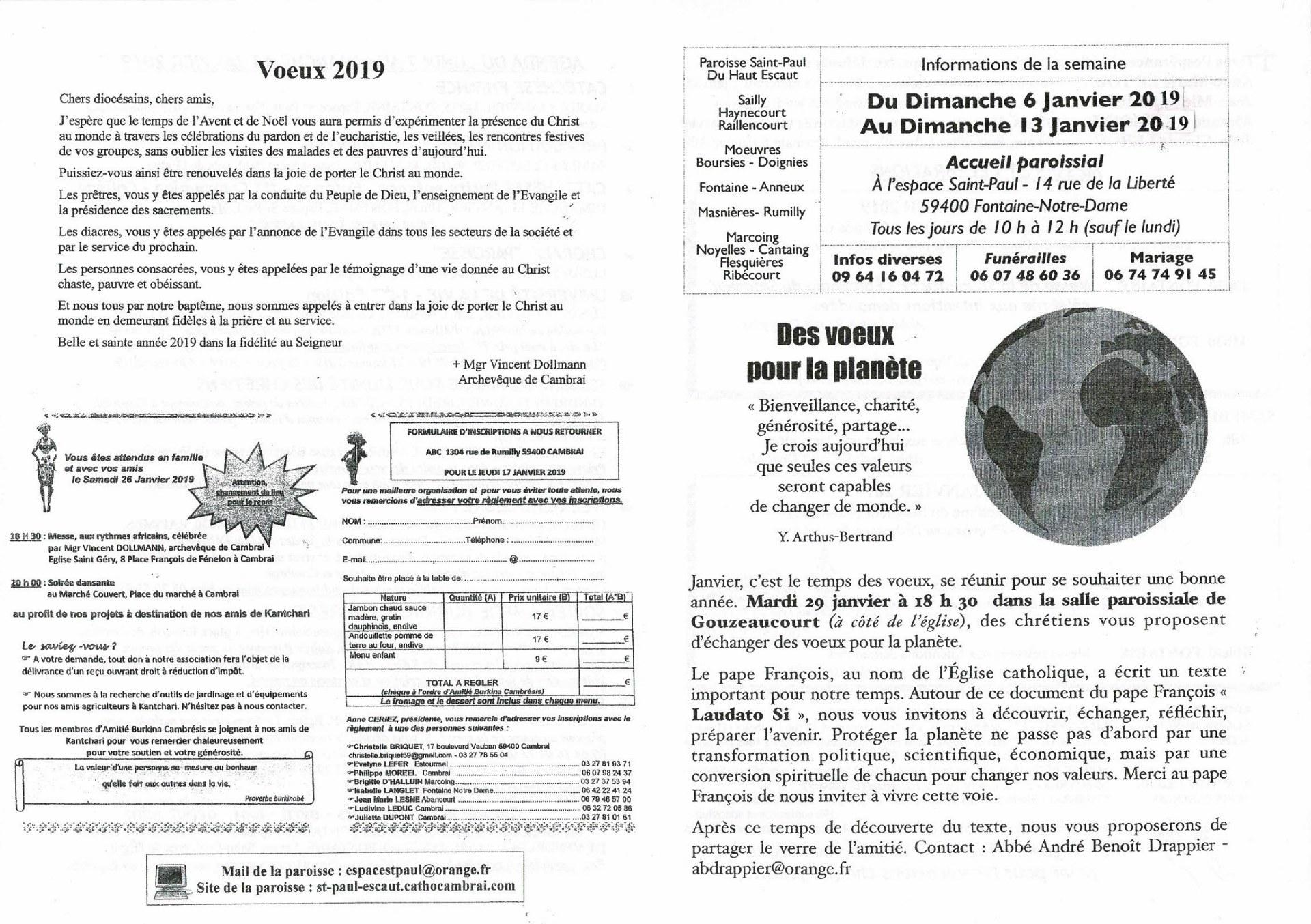 Feuille hebdo du dimanche 6 janvier 2019-1