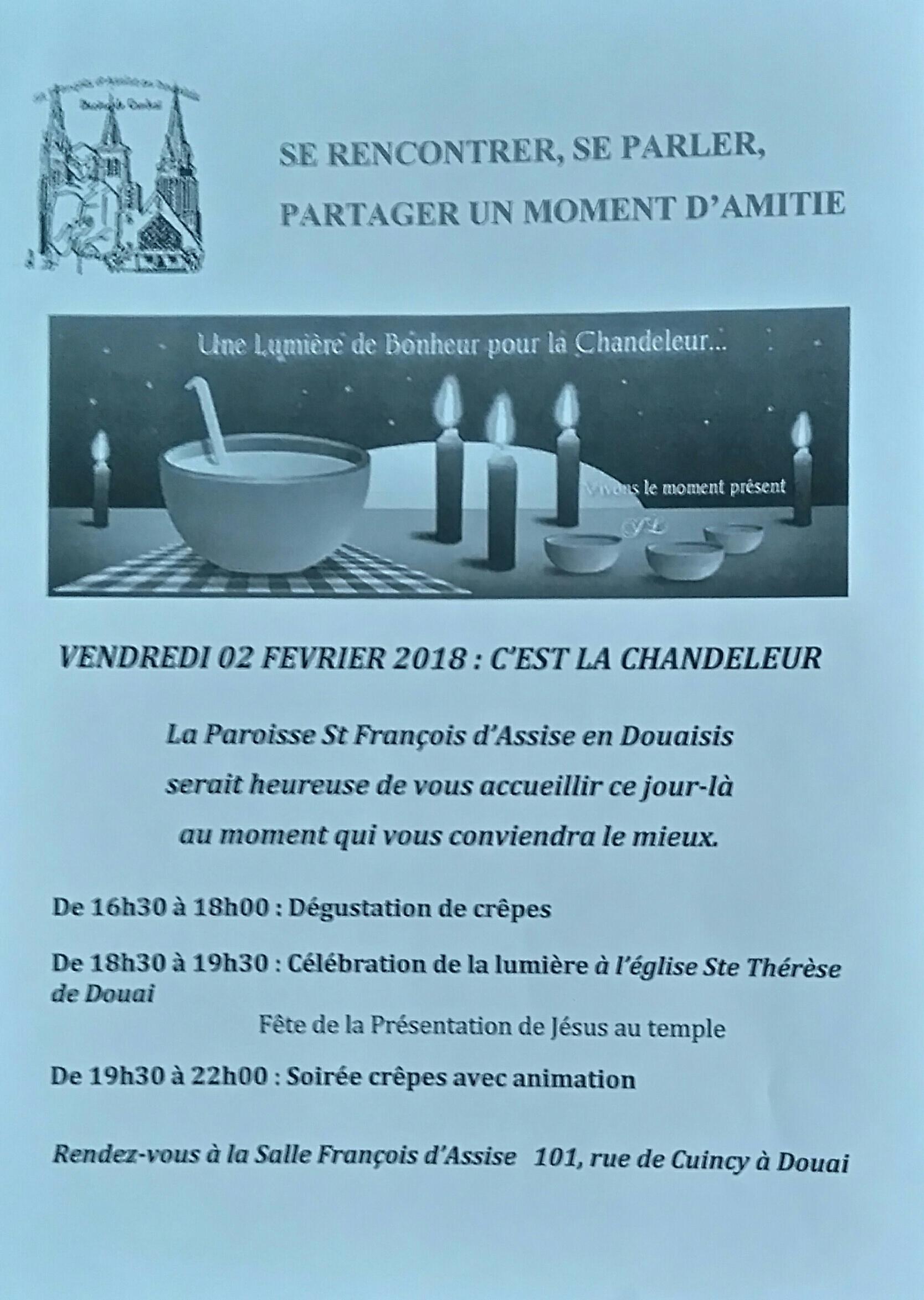 2 fevrier St Francois