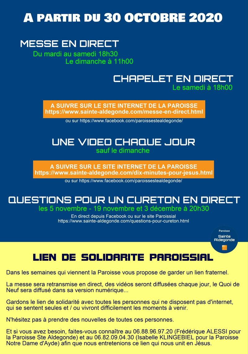 FLYER RECONFINEMENT bleu