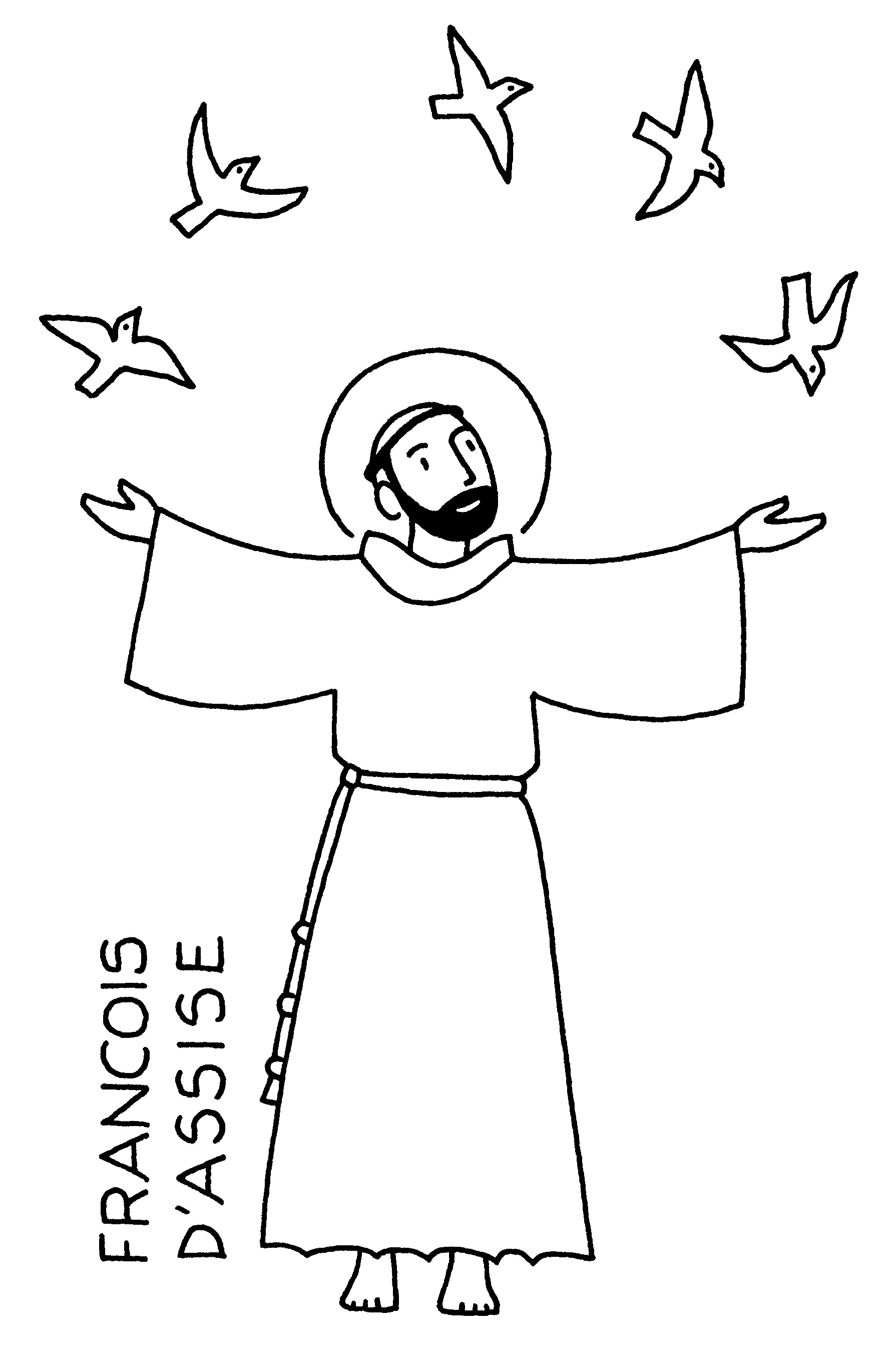 Saint Therese of Lisieux further saint francis of assisi coloring page as well saint patrick snakes in addition 618b77f97044f3be5f9edbb860a125c2  teaching religion joan of arc likewise saint peter claver 2 in addition monk reading as well saint jerome coloring page also angela merici coloring further mother teresa11 moreover saint augustine and saint monica coloring page furthermore scholastica and benedict coloring page. on printable coloring pages of saints saint benedict