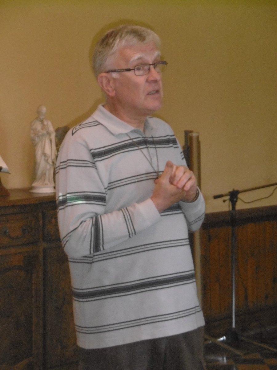 Gérard Bobin, le papa de Matthieu.
