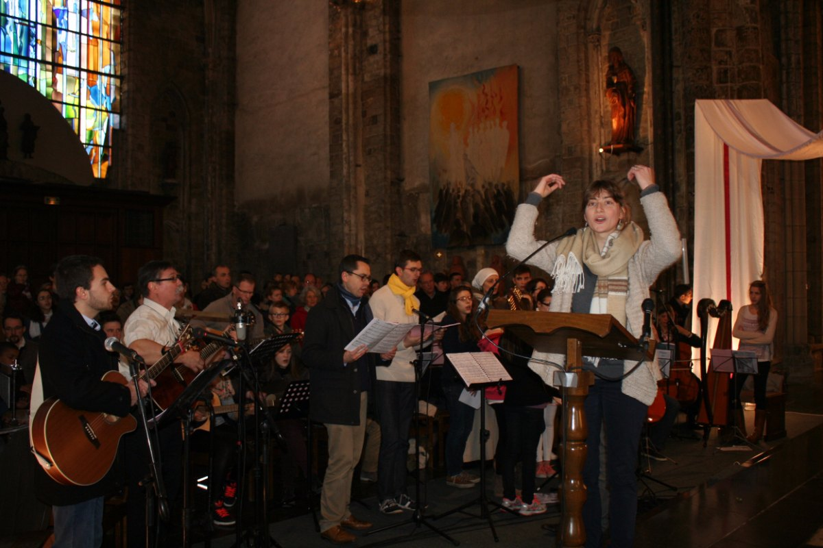 """""""Gloria in excelsis Deo!"""""""