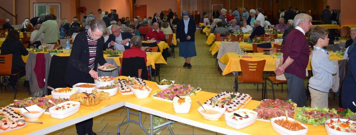 grand buffet d'anniversaire - 10