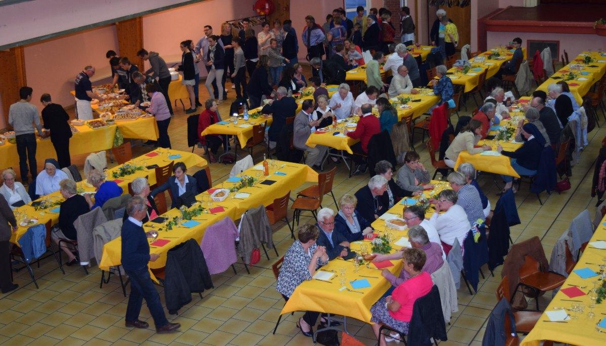 grand buffet d'anniversaire - 11