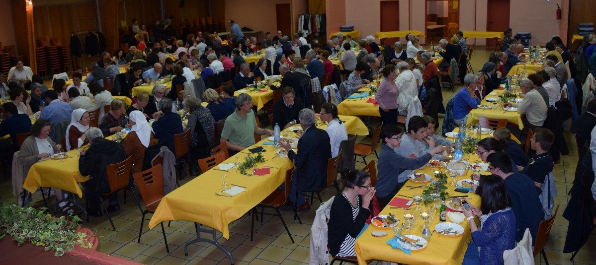 grand buffet d'anniversaire - 32